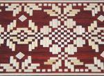 Szkatułka białoruska z zaokrąglonymi bokami