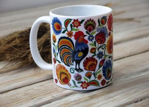 A mug 2 cocks