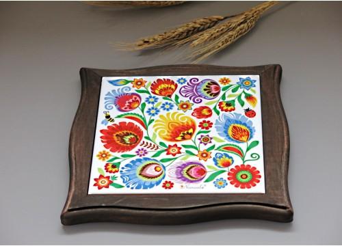https://mypoland.com.pl/236-5926/podstawka-pod-garnek-ceramiczna-kwiaty-lowickie.jpg