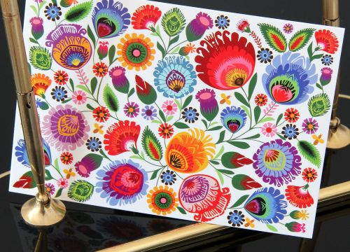 http://mypoland.com.pl/254-1234/kartka-drukowana-lowicka-kwiaty.jpg