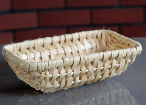 Weaved basket (big)