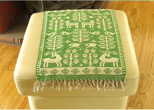 Tissu décoratif - cerfs