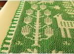 Tkanina dekoracyjna – jelonki