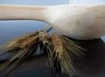 Łyżka durszlakowa (długa) z rączką