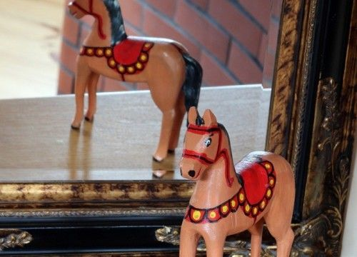 Petit cheval (teint)