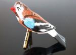 Ptaszek na gałązce (duży) 5