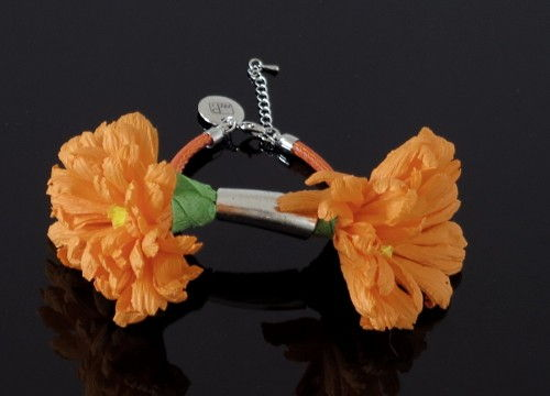Daisy bracelet - colorful collection