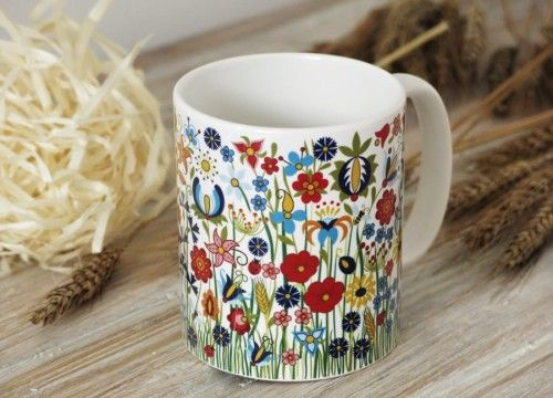 A mug - Kashub meadow