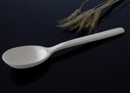 Lime-tree wooden spoon (long I)