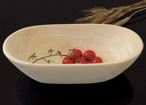 Alder-tree wooden bowl (big II)