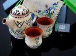 Kashubian ceramics set (II)