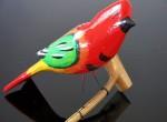 Ptaszek na gałązce (duży) 9