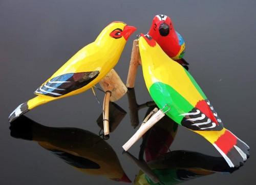 Ptasia rodzina (duże ptaszki)