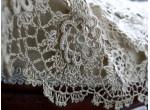 Rectangular lace from Koniakow (91 x 60 cm)