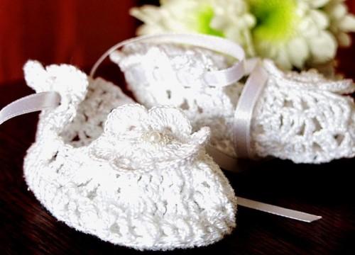 Chaussures de baptême