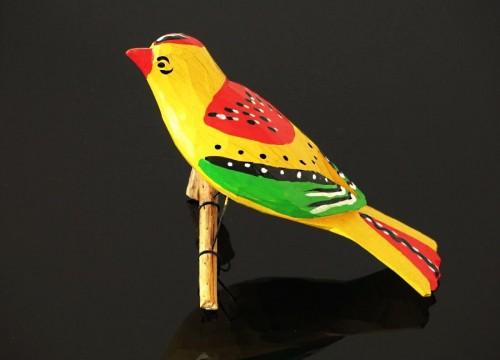 Ptaszek na gałązce (duży) 15