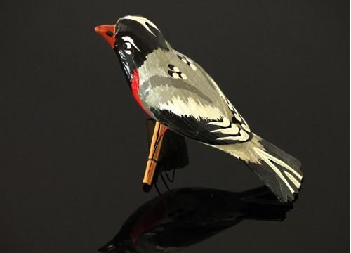 Ptaszek na gałązce (duży) 16