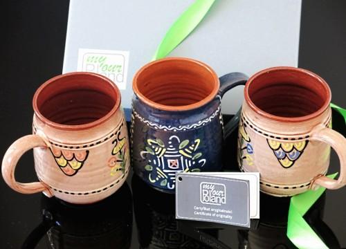Coffret de céramique kachube (VII)
