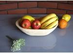 Longitudinal alder bowl