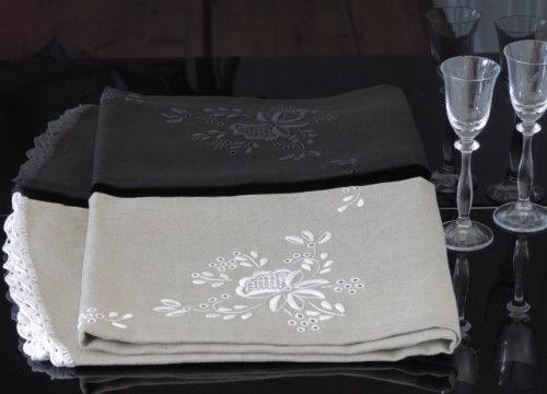 Round tablecloth (diameter 100 cm)